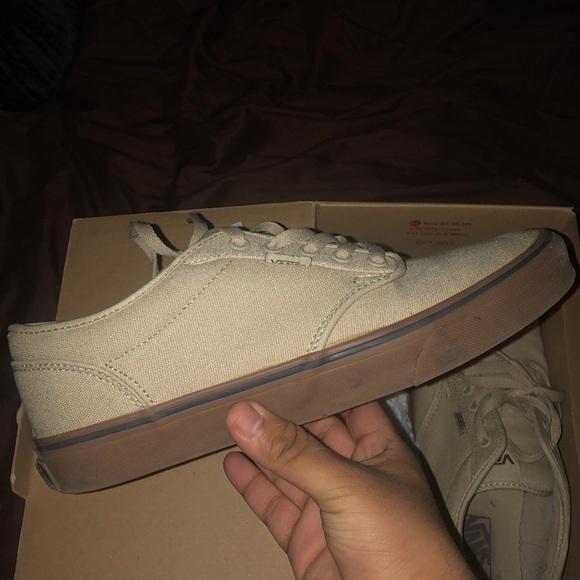 Vans Shoes | Vans Atwood Khaki Gum
